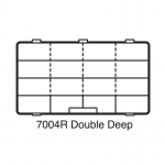 4 Fixed Compartments Double Deep - 6573HM