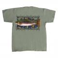 Тениска FF - Rainbow trout