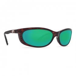 Costa - Fathom - Tortoise - Green Mirror