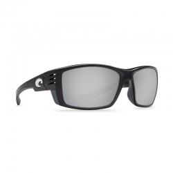 Costa - Cortez - Shiny Black /Silver Mirror