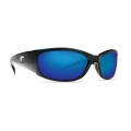 Costa - Hammerhead - Shiny Black /Blue Mirror 580P