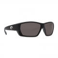 Costa - Tuna Alley - Matte Black /Gray Mirror 580P