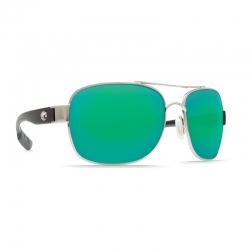 Costa - Cocos - Palladium Frame - Green Mirror 580G